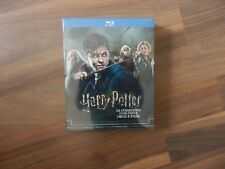 Harry Potter: The Complete Collection (Blu-ray)
