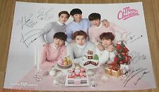 EXO EXO-K BASKINROBBINS BASKIN ROBBINS OFFICIAL POSTER NEW