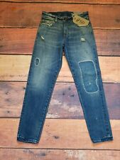 Levi's Vintage Clothing LVC 1967 505 Slim Skinny Tapered Jeans W28 L29  #50