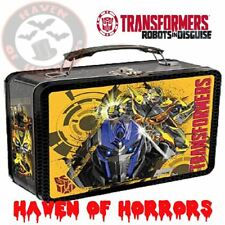 Transformers Movie Heroes Large Tin Tote