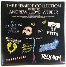 PREMIER COLLECTION - vintage vinyl LP - Best of Andrew Lloyd Webber-g/fold