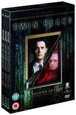 Twin Peaks The Second Season 5050582610376 DVD Region 2 P H