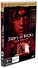 Story Of Ricky Aka Riki-Oh Special Collector's Edition DVD $9.99
