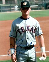 Hank Blalock Signed Autographed 8X10 Photo Texas Rangers JSA II35412