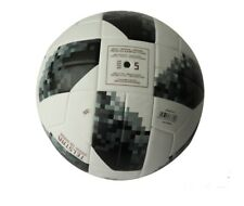 2018 World Cup Official Match ball size 5 football ball ship to Us and worldwide