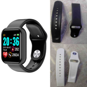 For Y68/D20/X6 Plus Smart Watch Replacement Strap Wrist Band Watchband Accessory