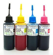 CISS Compatible Ink Refill Bottles Fits Epson SX525WD SX535WD SX620FW NON-OEM