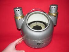 Military Marine Naval Brass BIG&Heavy 7kg Compass with lighting 1979 EXC!