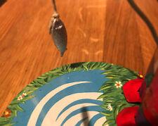 Poisson pour Martin le pêcheur de Joustra Pêche Réservé jouet en tôle No Mettoy