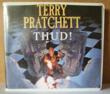 Thud!: by Terry Pratchett - Unabridged Audiobook - 10CDs