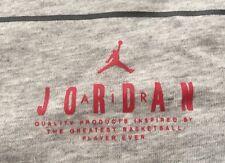 NEW Mens Nike Air Jordan Front 2 Back Tee T Shirt Top AJ 23 Jumpman Ltd Edition