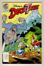 DuckTales #4 - Sept. 1990 Disney - TV show - Uncle Scrooge - VFn/NM (9.0)