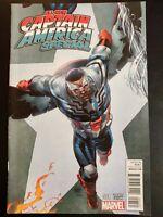ALL-NEW CAPTAIN AMERICA #1b Special (2015 MARVEL Comics) ~ VF/NM Comic Book
