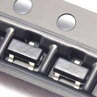100PCS MMBT4401 2X 0.6A/40V NPN SOT23 SMD transistor NEW