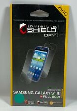 ZAGG InvisibleShield Dry Screen Protector for Samsung Galaxy S3 Full Body -cLEAR