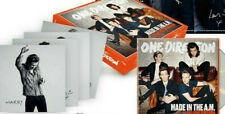 MADE IN THE AM ONE DIRECTION CD ULTIMATE FAN EDITION BOX PHOTO CARD HARDCOVER BK