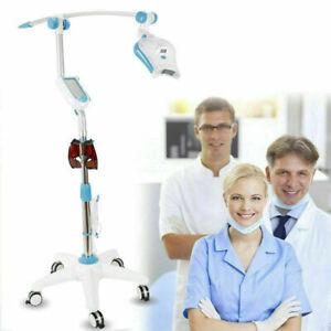 Dental Teeth Whitening Machine Bleaching Cold LED Light Lamp MD885 Three Colors