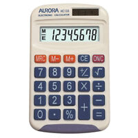 Aurora HC133 Pocket Size Calculator
