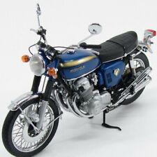 MINICHAMPS 1/12 HONDA CB FOUR CB750 CB 750 FOUR 1968 1978 BLUE METALLIC NEW RARE