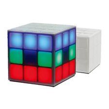 Bluetooth Cube DEL Haut-parleur 36 Lumières DEL 5 Modes Couleur