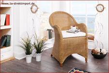 Mediterrane Möbel aus Rattan für den Wintergarten