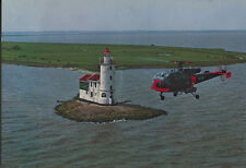 Postcard 1561 - Aircraft/Aviation Sud Aviation Alouette III Helicopter