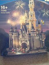 LEGO 71040 DISNEY il castello di & Set di 18 Disney da collezione minifiguresin CASE