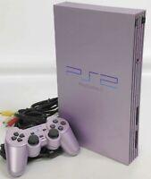 "PS2 SAKURA PINK Console System Tested J6154446 Playstation 2 ""NTSC-J"""