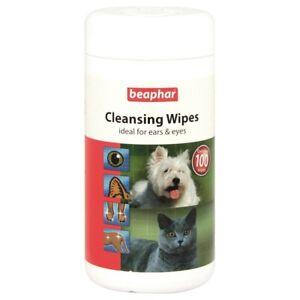 BEAPHAR Cleansing 100 Wipes