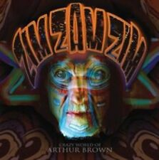 Zim Zam Zim [Digipak] by The Crazy World of Arthur Brown (CD, Aug-2014,...