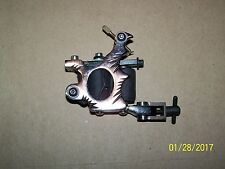 old stock  tattoo machine #1 ink needles tubes grips tip power  USED