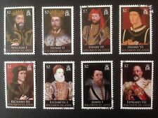 Solomon Islands 2008 Kings and Queens Set SG 1238-1245 Fine Used