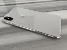 Apple iPhone X A1901 White Silver 256GB Factory Unlocked World Phone | Pristine