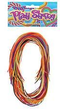 50 Play String Coloured Scoubidou Scubidu Scooby Knit Craft Scoobies Doo Artwork