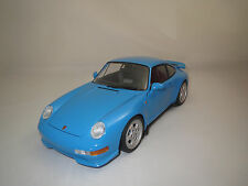 "UT Models  Highlight  Porsche  911  Carrera  RS  Typ 993  ""blau"" 1:18  ohne Vp.!"
