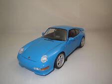 "UT Models  Highlight  Porsche  911  Carrera  RS  Typ 993  ""blau"" 1:18  ohne Vp.!"