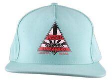 Diamond Supply Co. Eternal Diamond Blue Snapback Baseball Hat