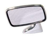 MK1/2 SCIROCCO Chrome Flag Door mirror, Mk1 Golf/Jetta, Left side - 171857501B