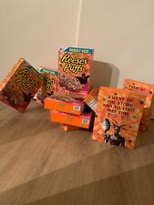 Travis Scott Reese's Puffs Cereal New Sealed Limited Edition - Family Size