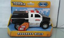Tonka Toughest Minis 2013. Police Department. New in box.