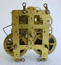 cLock Movement St Brass Antique Steampunk Machine Age Industrial Decor neocurio