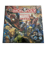 Monopoly Marvel Heroes Collector's Edition Board Game Complete