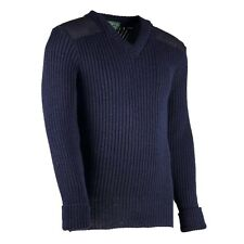 WOOL NATO / ARMY JUMPER. WOOLLY PULLY. OUTDOOR,UNIFORM,SECURITY,MILITARY. #09043