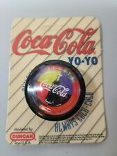 Duncan Coca-Cola Yo-Yo.  Always Coca-Cola 1997 Factory Sealed