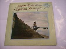 HAPPY TRAUM - AMERICAN STRANGER - LP VERY GOOD CONDITION UK 1977