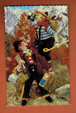Carte Postale glacée - Poupées Roldan - Photochrom - (A.81)