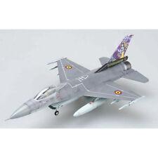 37128 1/72 Model EASY MODEL F-16A MLU BAF 1st Sqd Belgium 2003 Aircraft Warplane
