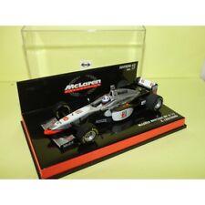 Minichamps F1 1/43 Scale - 530974310 McLaren Mercedes D.coulthard