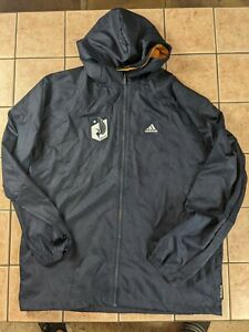 Minnesota United FC adidas Primeblue Full-Zip Jacket NWT Men's LARGE