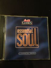 Essential Soul - CD, Various Artists, Soul, Love Songs, Rare, Fast Post Wall's